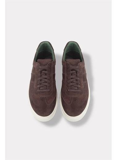 Krähe Corb Vizon Süet Minimal Sneaker Vizon